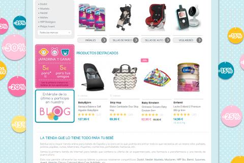 Ya puedes comprar los mejores alimentos biológicos para bebés en Bebitus.com