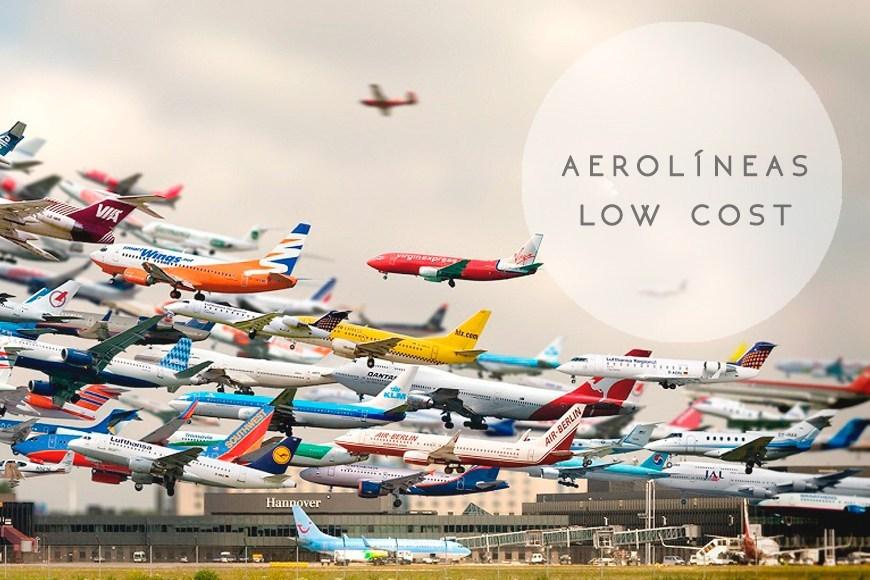 vuelos a bajo coste