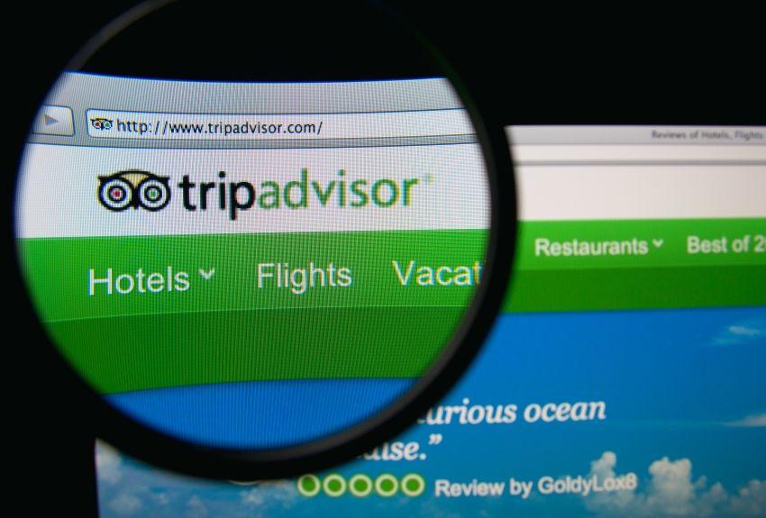 Los comentarios de TripAdvisor fueron catálogados de fraude