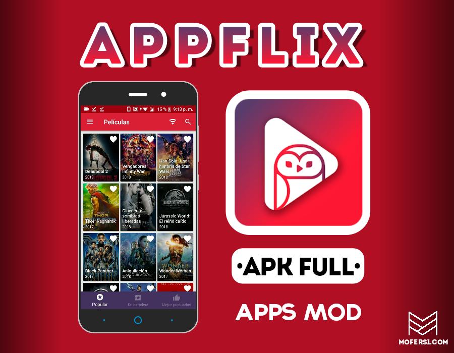 Appflix apk full