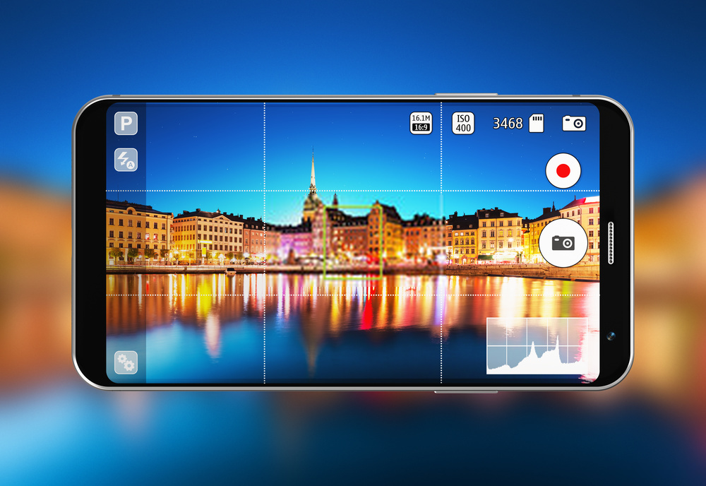 Crea y edita vídeos y contenido profesional con un la cámara de tu móvil