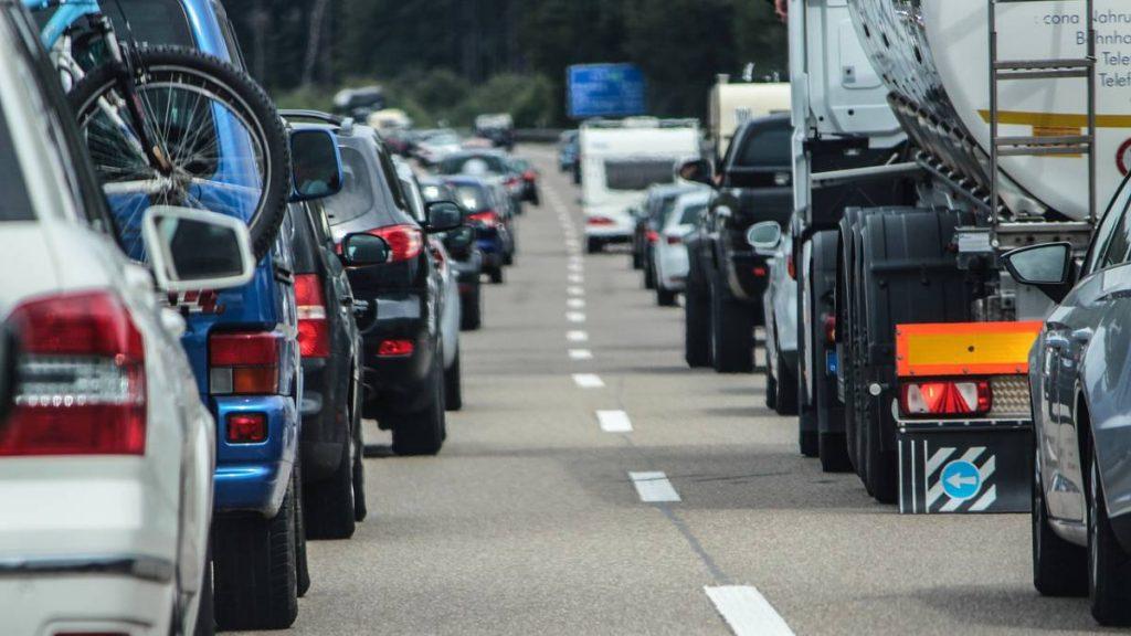 informe de tráfico