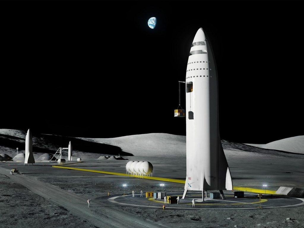 llegar a Marte
