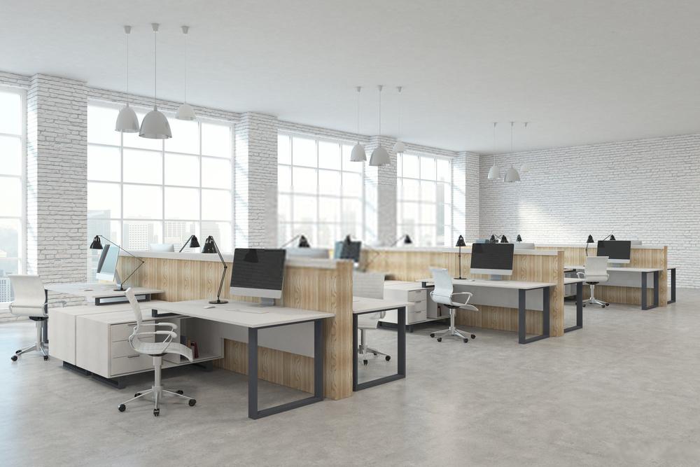 Muebles de oficina de segunda mano