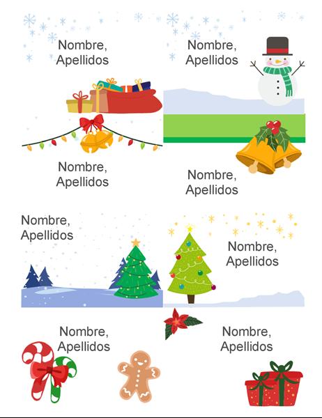 Plantillas Excel Y Word Para Organizar Tu Navidad Parte 2