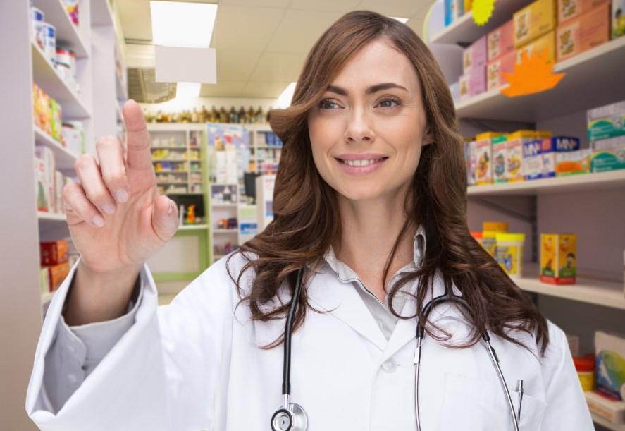 gestión de farmacia