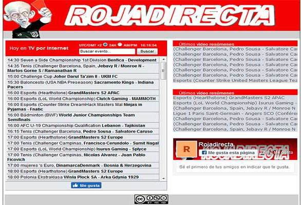 rojadirecta alternativa