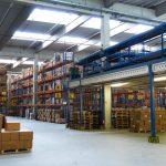 Transporte seguro de mercancías en contenedores